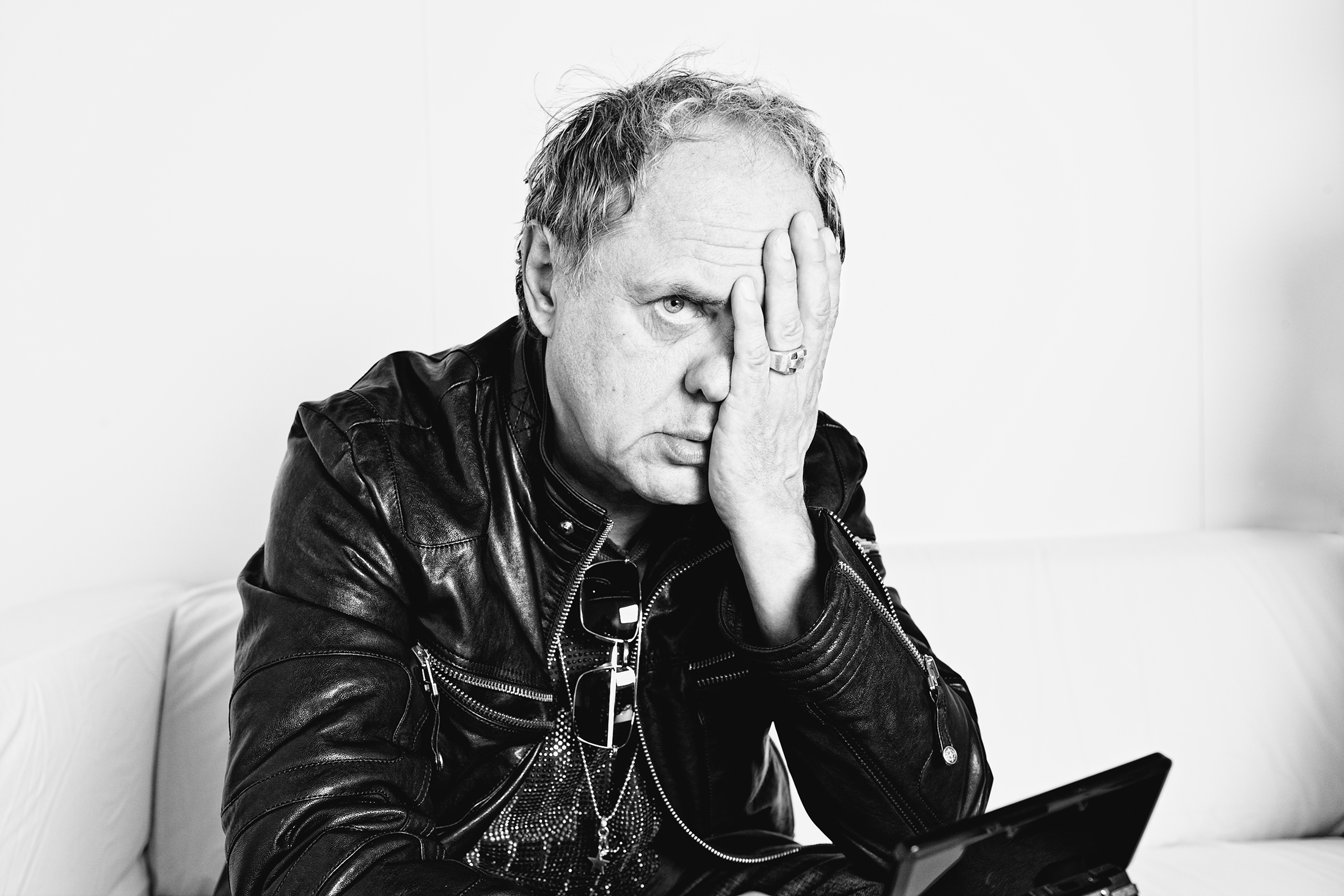Uwe Ochsenknecht, Schauspieler, Florian Kresse, Fotograf, Peoplefotografie, Portrait
