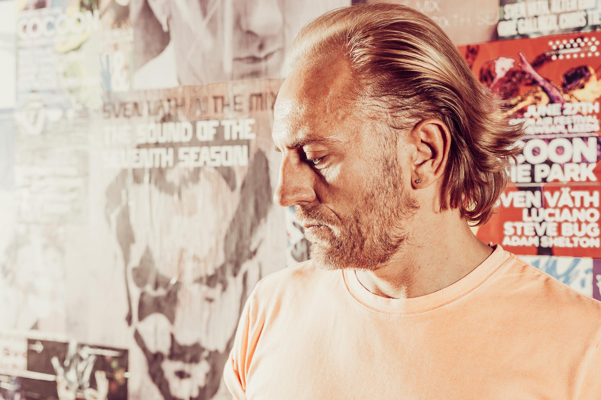 Sven Väth, DJ, Florian Kresse, Portrait, Dreier, Peoplefotografie, Portraitfotografie, Frankfurt, Cocoon