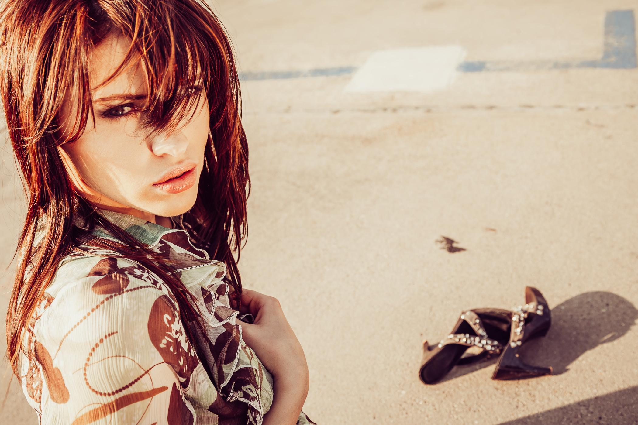 Hana Nitsche, Model, Super model, Florian Kresse, GNTM, Woman, sexy, look, portrait, photography, fashion, beauty