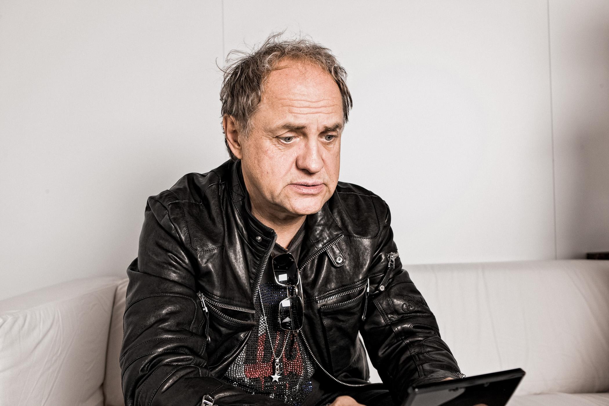 Uwe Ochsenknecht, Schauspieler, Florian Kresse, Fotograf, Peoplefotografie, Portrait, Actor