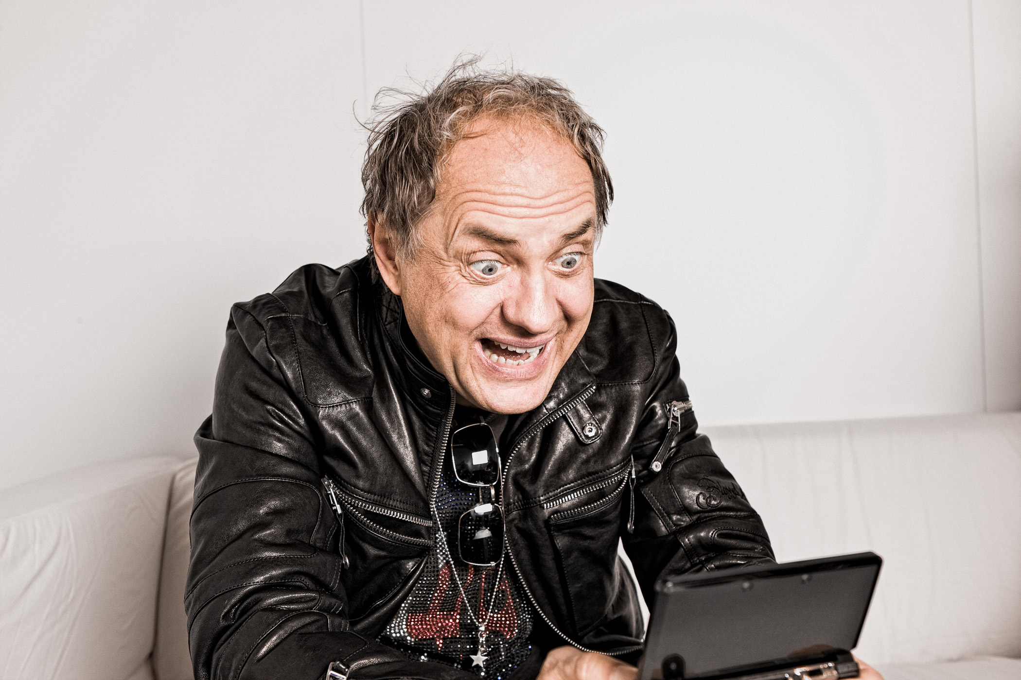 Uwe Ochsenknecht, Schauspieler, Florian Kresse, Fotograf, Peoplefotografie, Portrait, Actor, Imagekampagne