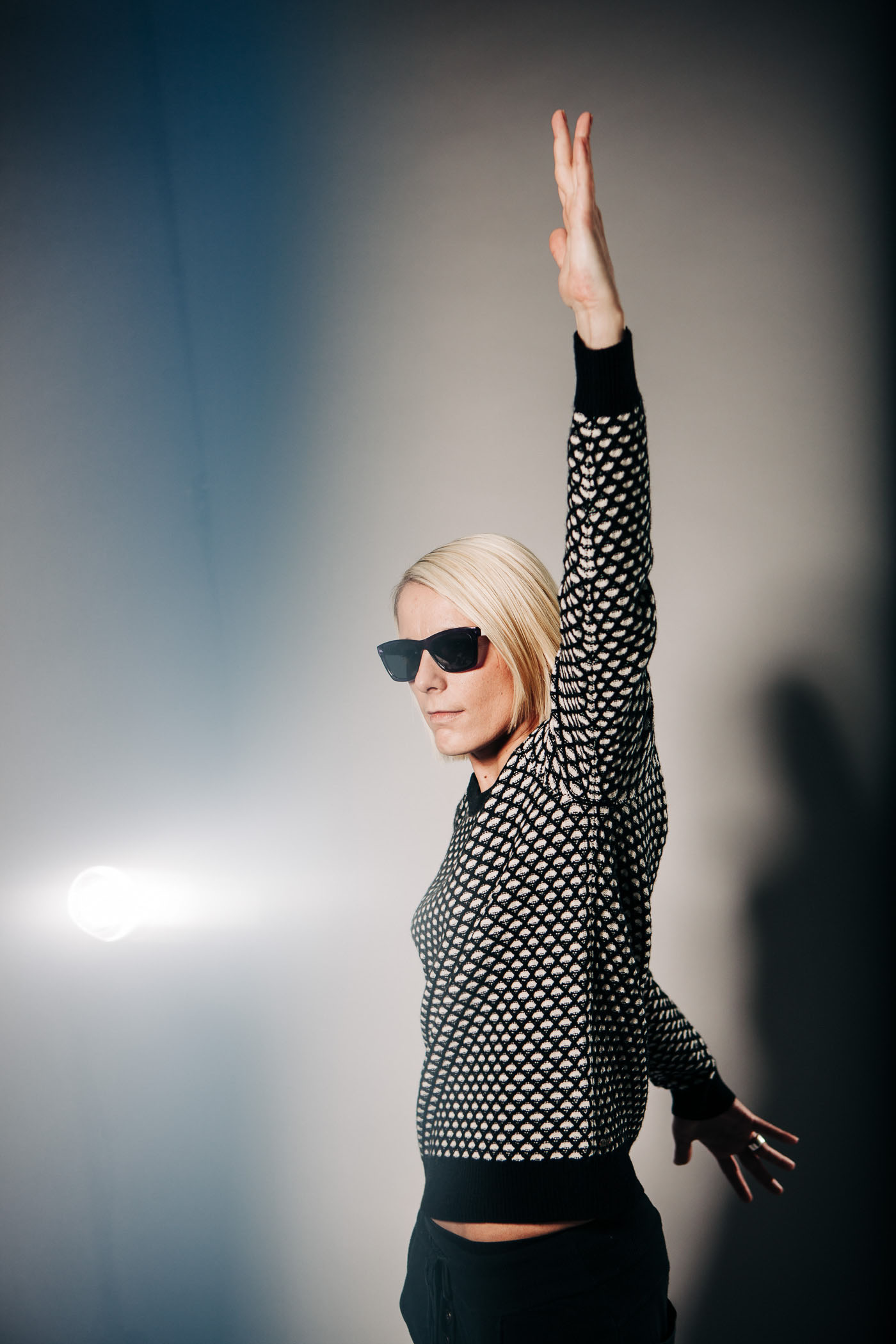 Klaudia Gawlas, DJ, DJane Florian Kresse, Portrait, Peoplefotografie, Portraitfotografie, Frankfurt, Faze Magazine